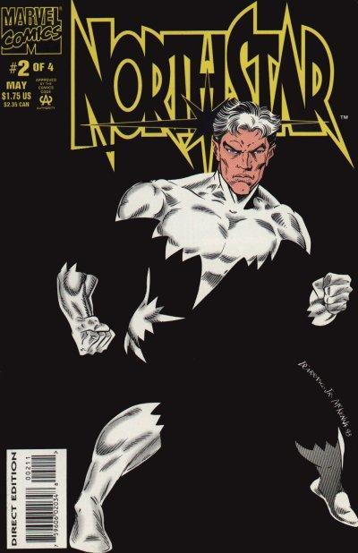 Cover for Northstar (Marvel, 1994 series) #2