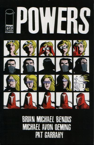 Cover for Powers (Image, 2000 series) #9