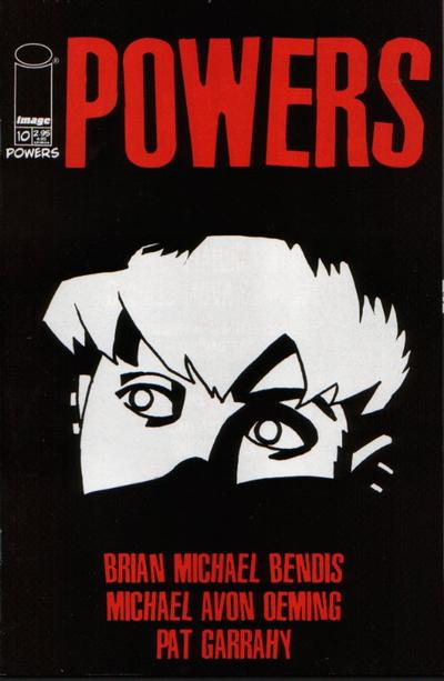 Cover for Powers (Image, 2000 series) #10