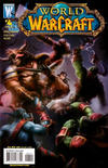 Cover for World of Warcraft (DC, 2008 series) #4 [Samwise Didier Cover Variant]