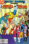 Cover for Secret Origins (DC, 1986 series) #25 [Newsstand]