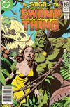 Cover Thumbnail for The Saga of Swamp Thing (1982 series) #8 [Canadian Price Variant]