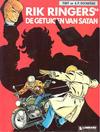 Cover for Rik Ringers (Le Lombard, 1963 series) #46 - De getuigen van Satan