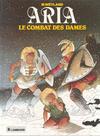 Cover for Aria (Le Lombard, 1982 series) #9 - Le Combat des dames
