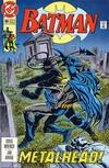 Cover Thumbnail for Batman (1940 series) #486 [Newsstand Variant]