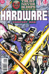 Cover for Hardware (DC, 1993 series) #22 [Direct Sales]
