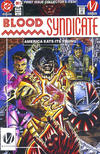 Cover for Blood Syndicate (DC, 1993 series) #1 [Direct]