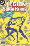 Cover Thumbnail for The Legion of Super-Heroes (1980 series) #302 [Canadian]