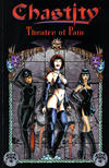 Cover for Chastity: Theatre of Pain Trade Paperback (Chaos! Comics, 1997 series)