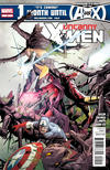 Cover for Uncanny X-Men (Marvel, 2012 series) #9
