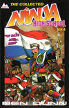 Cover for The Collected Ninja High School (Antarctic Press, 1994 series) #4 - Of Rats and Men
