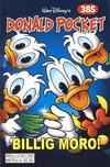 Cover for Donald Pocket (Hjemmet / Egmont, 1968 series) #385