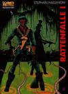 Cover for Schwermetall präsentiert (Kunst der Comics / Alpha, 1986 series) #50 - Rattenfalle 1