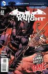 Cover for Batman: The Dark Knight (DC, 2011 series) #7