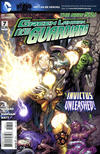 Cover for Green Lantern: New Guardians (DC, 2011 series) #7