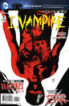 Cover for I, Vampire (DC, 2011 series) #7