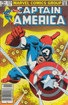 Cover for Captain America (Marvel, 1968 series) #275 [Canadian]