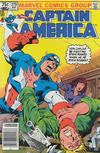 Cover for Captain America (Marvel, 1968 series) #279 [Canadian]