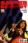 Cover for Saucer Country (DC, 2012 series) #1