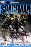 Cover for Spaceman (DC, 2011 series) #5