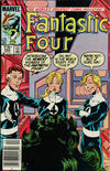 Cover Thumbnail for Fantastic Four (1961 series) #265 [Canadian]