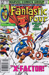 Cover Thumbnail for Fantastic Four (1961 series) #250 [Canadian]