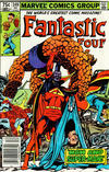 Cover Thumbnail for Fantastic Four (1961 series) #249 [Canadian Newsstand Edition]