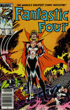 Cover Thumbnail for Fantastic Four (1961 series) #281 [Canadian]