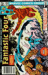 Cover Thumbnail for Fantastic Four (1961 series) #252 [Canadian]
