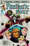 Cover Thumbnail for Fantastic Four (1961 series) #253 [Canadian Newsstand Edition]