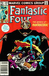 Cover Thumbnail for Fantastic Four (1961 series) #254 [Canadian Newsstand Edition]