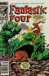 Cover Thumbnail for Fantastic Four (1961 series) #264 [Canadian Newsstand Edition]