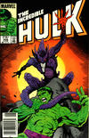 Cover for The Incredible Hulk (Marvel, 1968 series) #308 [Canadian]