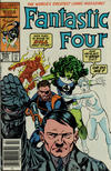 Cover Thumbnail for Fantastic Four (1961 series) #292 [Canadian Newsstand Edition]