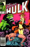 Cover for The Incredible Hulk (Marvel, 1968 series) #311 [Canadian]