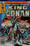 Cover for King Conan (Marvel, 1980 series) #16 [Canadian Newsstand Edition]