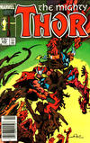 Cover Thumbnail for Thor (1966 series) #340 [Canadian variant]