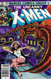 Cover Thumbnail for The Uncanny X-Men (1981 series) #163 [Canadian variant]