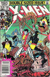 Cover for The Uncanny X-Men (Marvel, 1981 series) #166 [Canadian]