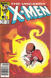 Cover for The Uncanny X-Men (Marvel, 1981 series) #174 [Canadian]