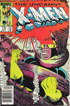 Cover Thumbnail for The Uncanny X-Men (1981 series) #176 [Canadian Newsstand Edition]