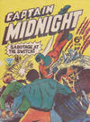 Cover for Captain Midnight (L. Miller & Son, 1962 series) #9