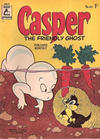 Cover for Casper the Friendly Ghost (Associated Newspapers, 1955 series) #42