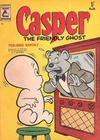 Cover for Casper the Friendly Ghost (Associated Newspapers, 1955 series) #36