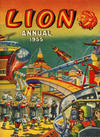 Cover for Lion Annual (Fleetway Publications, 1954 series) #1955