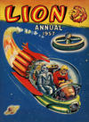 Cover for Lion Annual (Fleetway Publications, 1954 series) #1957
