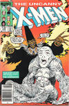 Cover Thumbnail for The Uncanny X-Men (1981 series) #190 [Canadian variant]