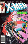 Cover Thumbnail for The Uncanny X-Men (1981 series) #201 [Canadian variant]