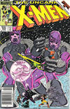 Cover Thumbnail for The Uncanny X-Men (1981 series) #202 [Canadian]