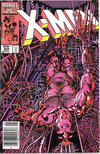 Cover Thumbnail for The Uncanny X-Men (1981 series) #205 [Canadian variant]